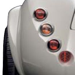 Police Led Lights >> Hella 8221 Series Lamp, Stop, Turn, Tail, Reverse, or Rear ...