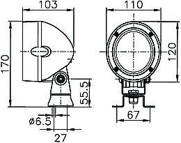 12v fuse lamp with Hella Mega Beam Work L  12v 55w H3 on Mc moreover 121786211773 furthermore Hella Mega Beam Work L  12v 55w H3 besides Low Voltage Led Landscape Lighting Wiring Diagram together with 3aiky Hi 1995 Ford Taurus Seemed Misplaced.