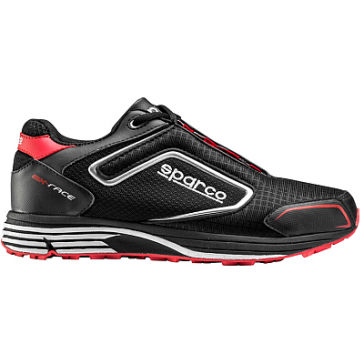 SPARCO MX-RACE Rugged Mechanics Shoes, Pair - SP00121639 Red