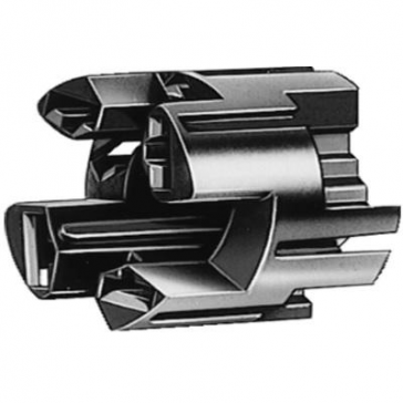 Hella 8 Pole Plug Housing - HL92600