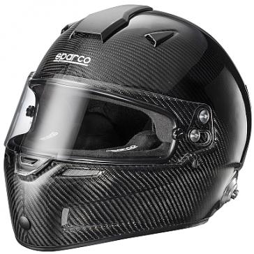 Sparco SKY RF-7W Carbon Fiber Full Face Helmet SA2015, FIA 8859