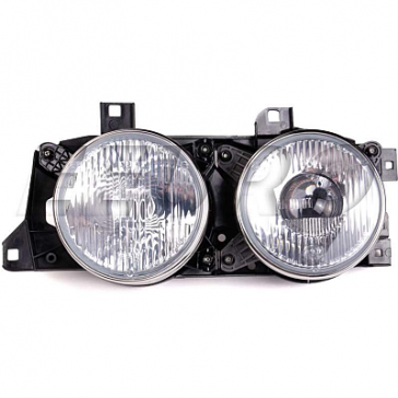 Hella Projector Headlamp, BMW 7-Series 88-90 (E32)
