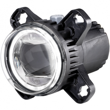 Hella 90mm LED L4060 Low Beam Headlights with daytime running and position light.