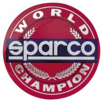 SP01597 Sparco Steering Wheel Horn Emblem.