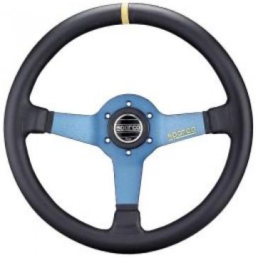 SP015TMZ Steering Wheel, MONZA, Tuning, 350mm Diameter, 65mm Dish.