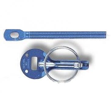 SP01606 Sparco Retained Aluminum Alloy Bonnet Pin Set