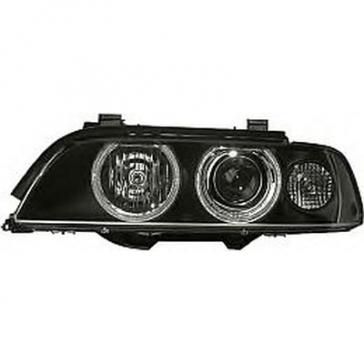 Hella DESIGN Headlamp BMW 5-series, E39, Xenon/FF-H7 Headlamp.