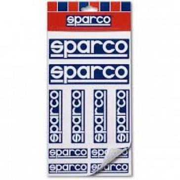 SP9001 SPARCO Twenty Sticker Set