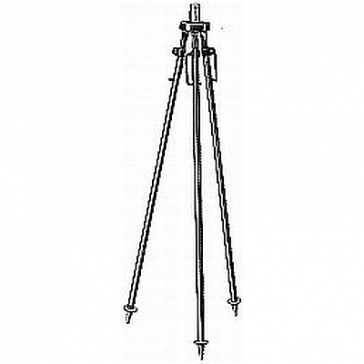 Hella HL11700 Steel Tripod For Work Lamps and Optical Warning Beacons