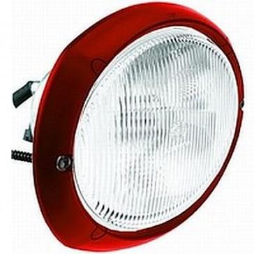 Hella OVAL 120 Work Lamp 12V XENON Medium Range, Flush