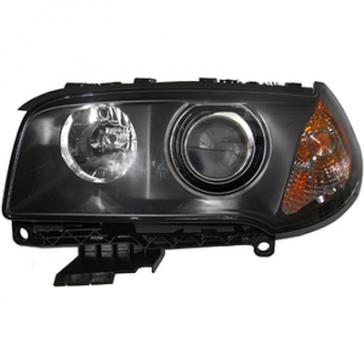 Hella BMW X3 E83/E84 2004-06  Bi-Xenon Headlamp w/Cornering Light, DOT/SAE