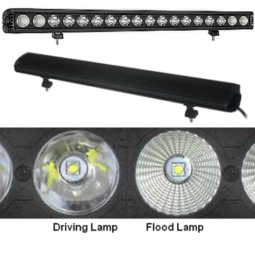 "HELLA ValueFit ""Design"" Series Light Bar 18 LED / 31"" - Combo Beam"