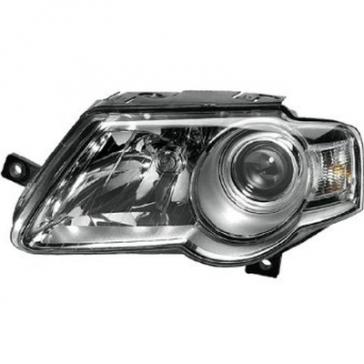 DE Headlight, Passat B6, 2006-10