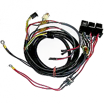 HL282S SMS Upgrade Headlamp Harness for Switched Ground Vehicles