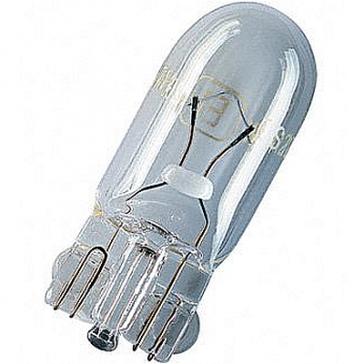 CP2886X 2886, 194, 168 12V, W5W, 6W Xenon Incandescent Bulb, 85 lumens vs 50 lumens.