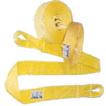 """MR2TL-202G M&R Snatch-N-Go Tow Strap, 2"""" Wide, Loop Ends, 20,000# Capacity"""
