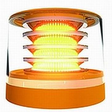 K-LED MultiFLASH Amber LED Beacon