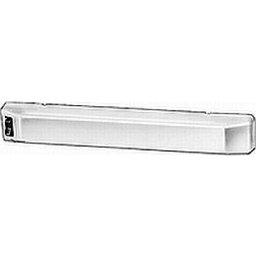 S390 4531 Series White Oblong Fluorescent Interior Lamp