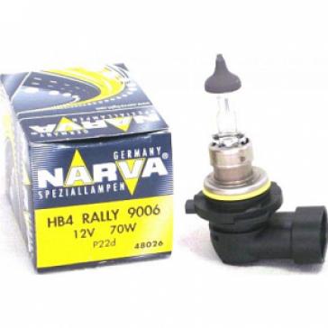 NARVA 48026 Rally 9006/HB4 70 Watt Bulb