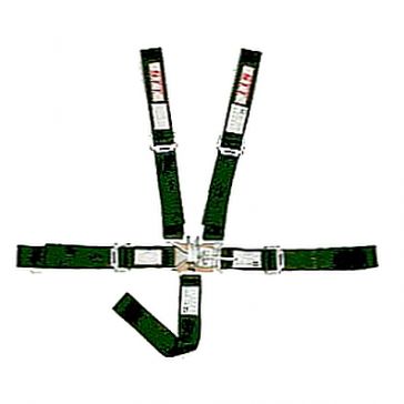 "RJS 5 Point, 2 "" Latch & Link Safety Harness; SFI 16.1"