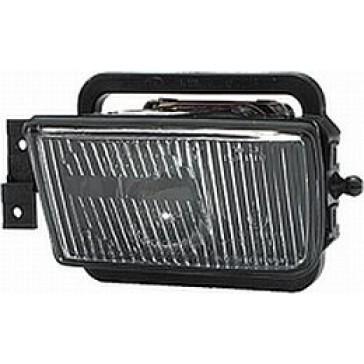 HL67581 DE Fog Lamp Housing w/Lens BMW 5-Series >03/89