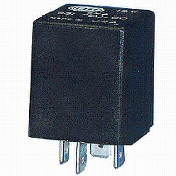 HL66091 Buzzer 12v 3 pin Dual Rate