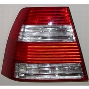 HL66905/7005 Tail lamp Lens, VW Jetta IV, Red/White/Red/White, DOT