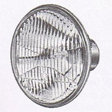 "Hella 5-3/4"" Round H1 High Beam Headlamp, ECE, Each, HL71157"