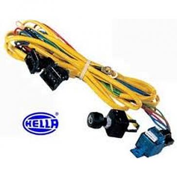 HL87202 Hella Cable Set for Rallye 4000