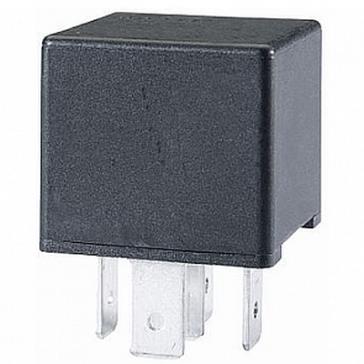 Hella HL87436 Mini Relay, 24V, 10/20A, SPDT