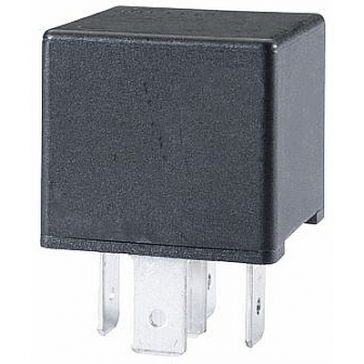Hella HL33211 Mini Relay, 24V, 20A, SPST