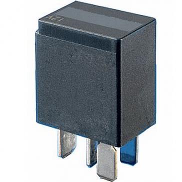 Hella HL87418 Micro Relay, 12V, 20A, SPST, Resistor