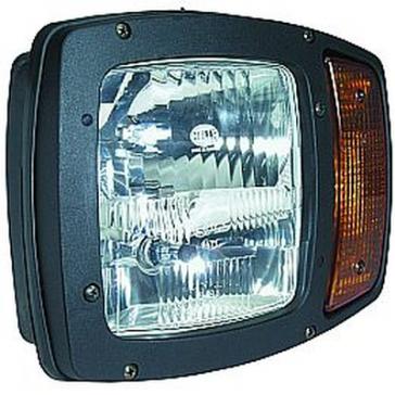 Hella Module 120F H7/H3 Single High/Low Beam Combination ECE Headlamp