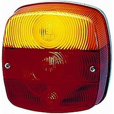 Hella 2578 Series Combination Lamp Stop/Turn/Tail/License