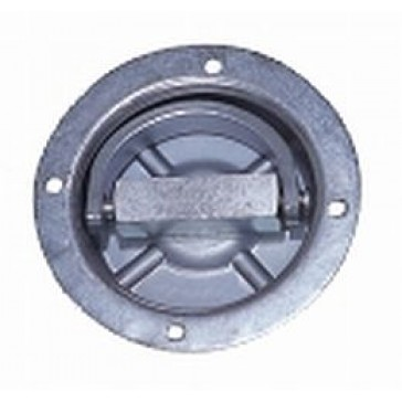 "V4135 Snappin Turtle Rotating/Recessed ""D"" Ring, Heavy Duty 6,000#"