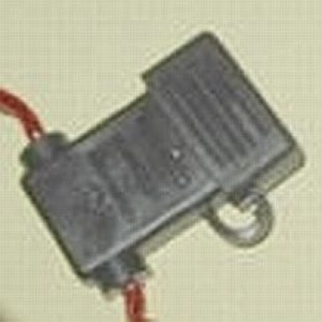 CT84939 Conduct Tite 84939 HD 25 Amp ATC Fuse Holder, 14 Gauge Wires, Blade Type, Weather Tight