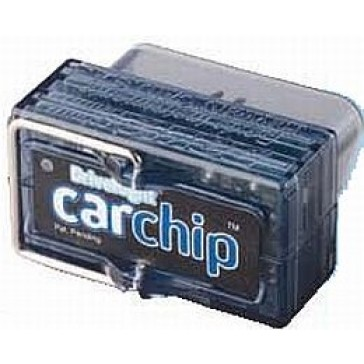 D8210 CarChip Data Logger including software, computer cable and 9 V power supply, 1-2 weeks delivery
