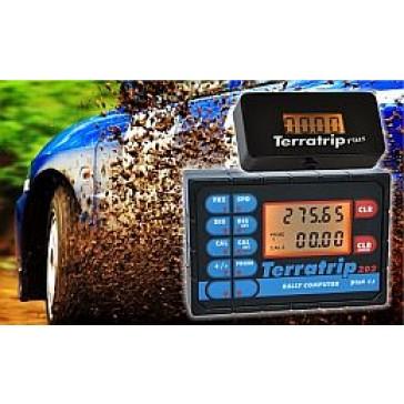 TT002 TerraTrip 202 Plus V3 Rally Computer, Odometer