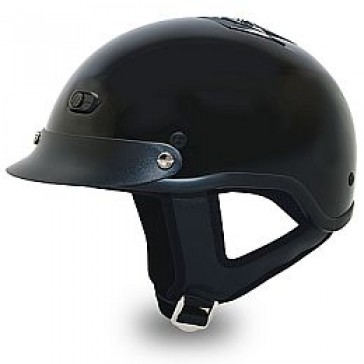 Zamp S-5 Low Profile Motorcycle Helmet, DOT