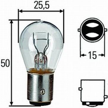 12v, BAY15d Incandescent Bulb, 1157, 2057