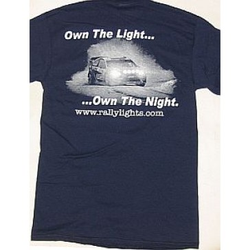 Susquehanna Motorsports Swedish Rally T-Shirt | Rally Lights