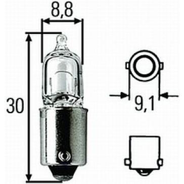T2.75BA9sH, BA9s Halogen, Bulb