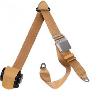Snappin Turtle 3 Point Retractable Seat Belt