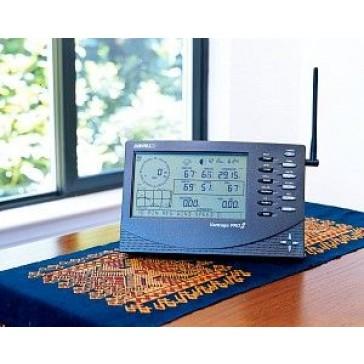 D6162 Davis Instruments Vantage Pro2 Plus Wireless Weather Station with UV & Radiation Sensors