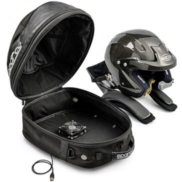 Helmet with HANS