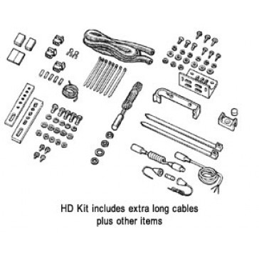 D8190 Heavy-Duty Sensor Mounting Kit w/ SS Parts, 1-2 weeks delivery