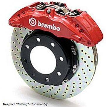 """Brembo Gran Turismo """"Big Brake"""" System"""