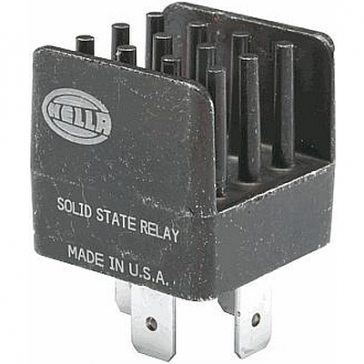 Hella HL87251 Mini Solid State Relay, 12V, 20A