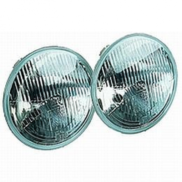 "Hella 7"" Round E-code Hi-Lo Conversion Headlamp Kit., H6024"