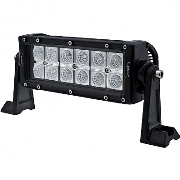 "Hella Value Fit ""Sport"" Series Light Bar, Twelve (12) LED Off Road Driving Light"